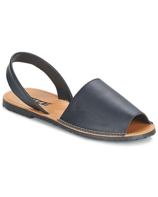 So Size Loja Women's Sandals In Blue