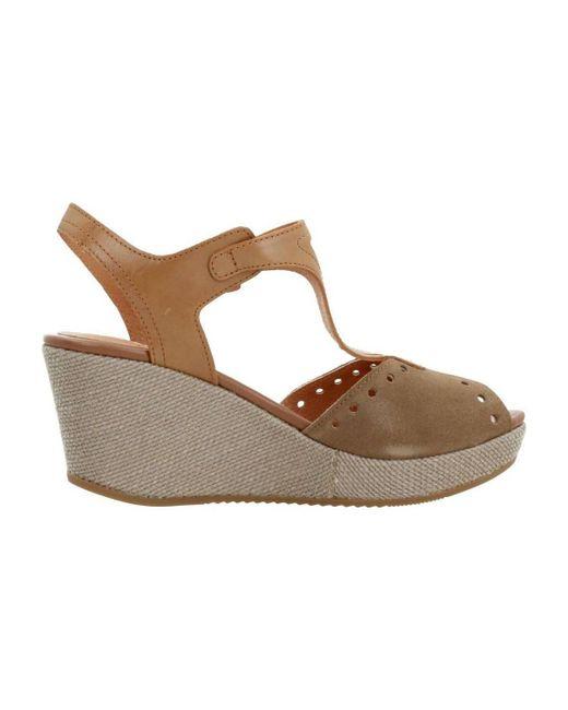 Stonefly - 106400 Women's Sandals In Brown - Lyst
