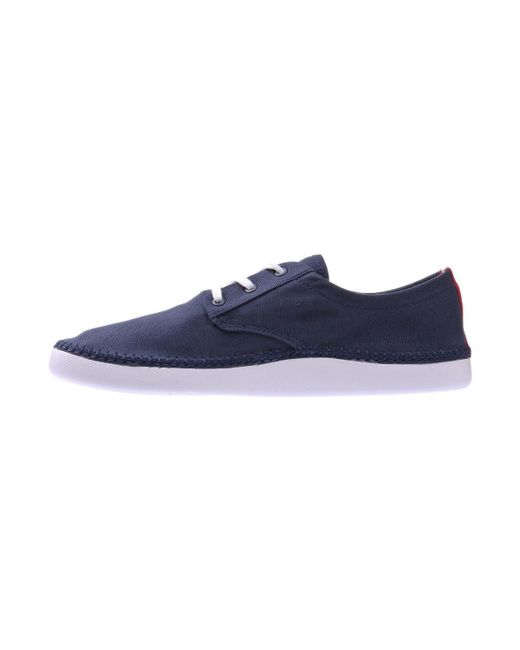 0a4524df3 ... Lacoste - Blue Lydro Deck 117 Men s Slip-ons (shoes) In Multicolour for  ...