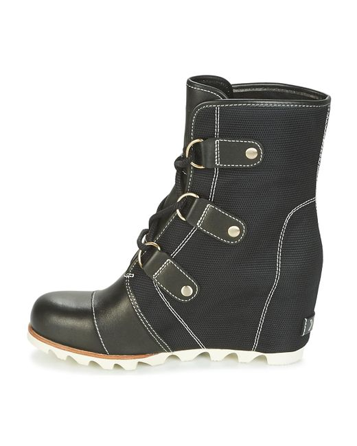 sorel Joan Of Arctic Wedge Mid X Celebration women's Low Ankle Boots in New Styles For Sale FccGI