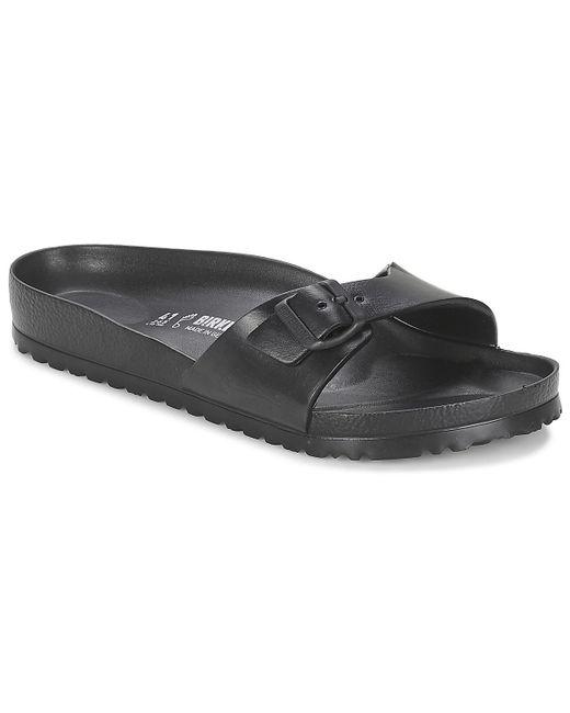d364543eefe7 Birkenstock Madrid Eva Men's Mules / Casual Shoes In Black in Black ...