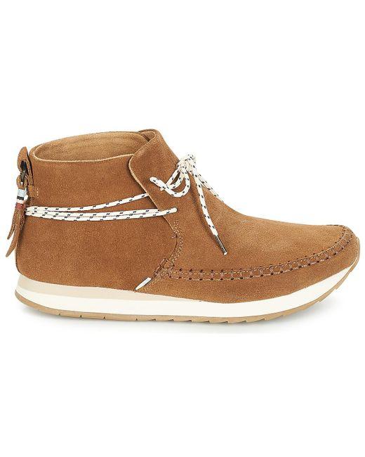 49625225e57f4b RIO femmes Boots en Marron TOMS en coloris Marron - Lyst