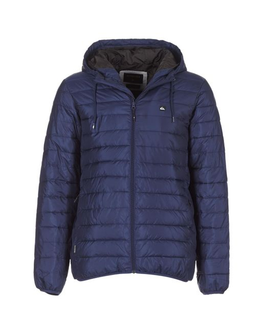 Quiksilver | Everydayscaly Men's Jacket In Blue for Men | Lyst
