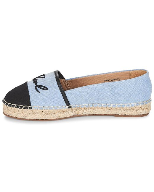 Countdown Package For Sale Discount Great Deals Karl Lagerfeld KAMINI SIGNATURE women's Espadrilles / Casual Shoes in Cost Online Cheap Price Discount Authentic WqSE5euZ