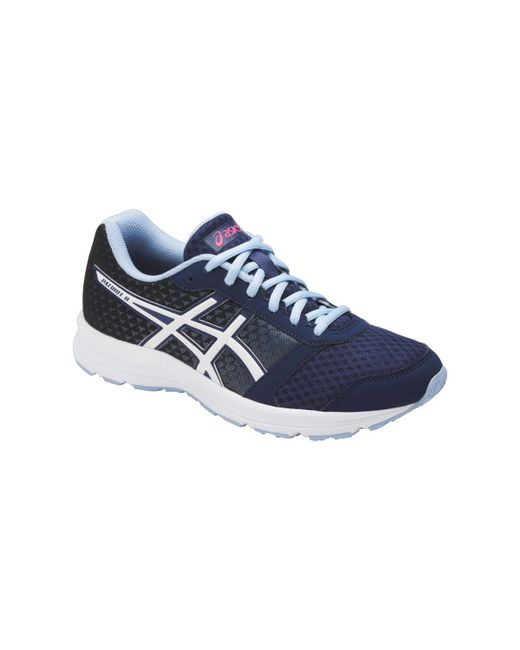 Asics | Patriot 8 Women's Running Trainers In Blue | Lyst