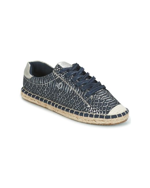 S.oliver - Blue - Shoes (trainers) - Lyst