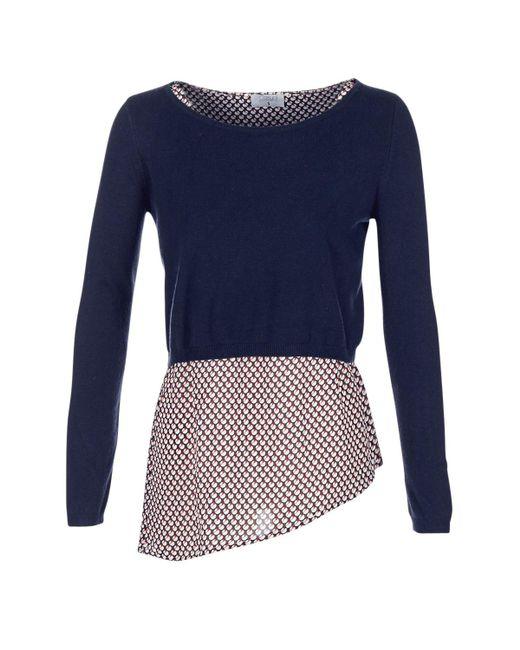 Casual Attitude - Ihainou Women's Sweater In Blue - Lyst