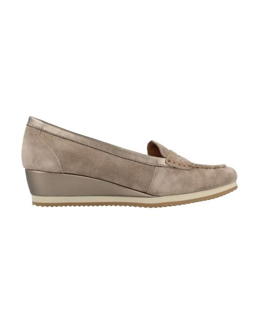 Stonefly | Francy 6 Women's Loafers / Casual Shoes In Brown | Lyst