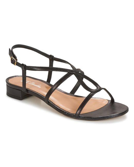 Betty London - Siguelle Women's Sandals In Black - Lyst