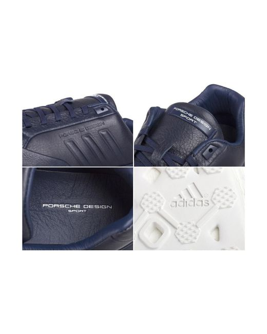 217a9c5487ca7 ... Adidas - Blue Athletic Sport Men s Shoes (trainers) In Multicolour for  Men - Lyst