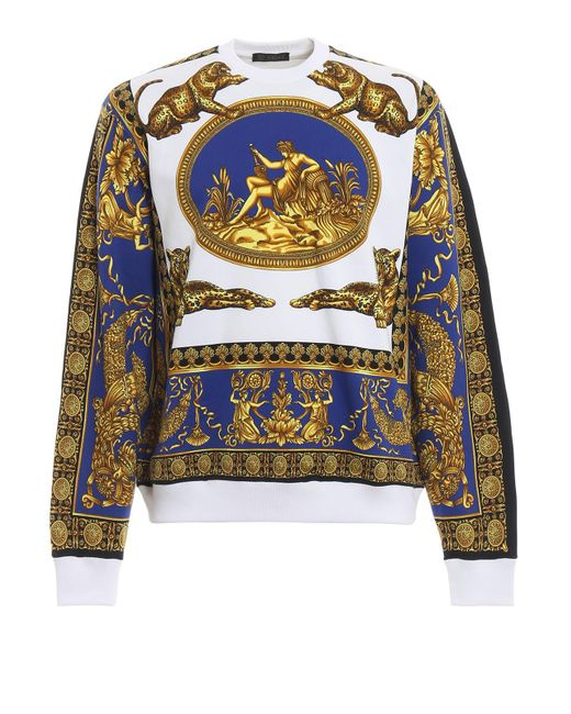 Versace - Multicolor Sweater for Men - Lyst