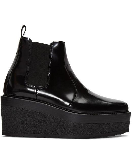 Pierre Hardy | Black Jodhpur Ankle Boots | Lyst