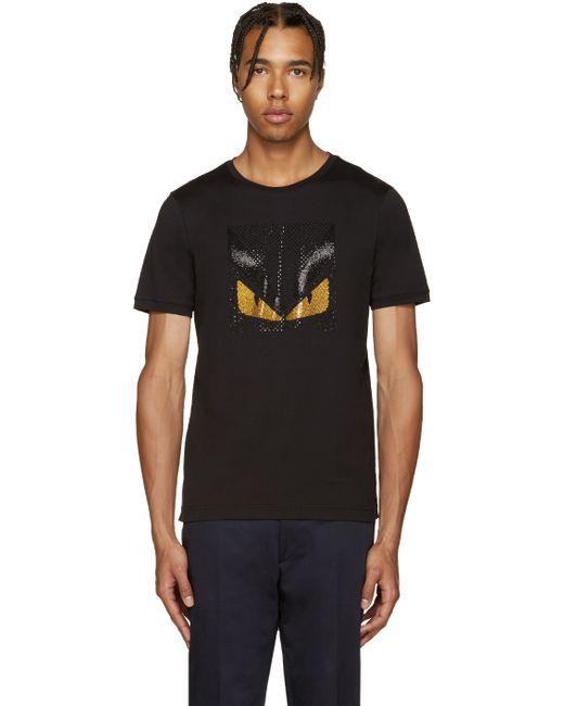 cf5b974a Fendi Crystal Karlito Crewneck T-shirt   The Art of Mike Mignola