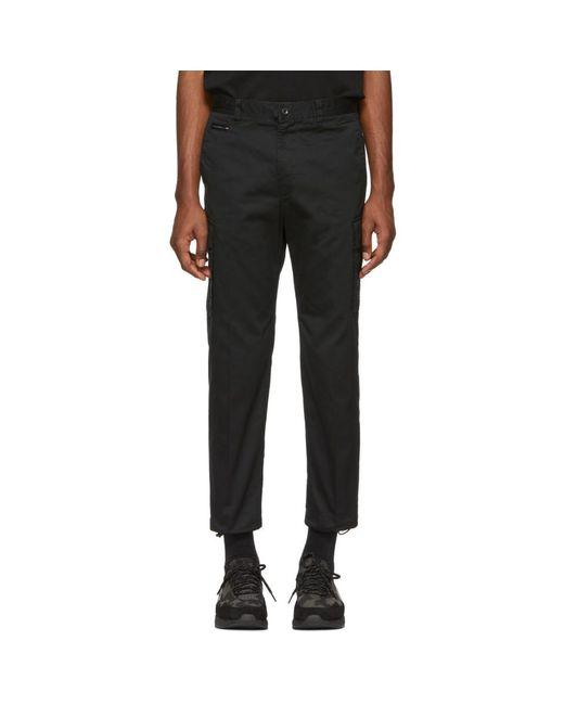 DIESEL - Black ブラック P-madox カーゴ パンツ for Men - Lyst