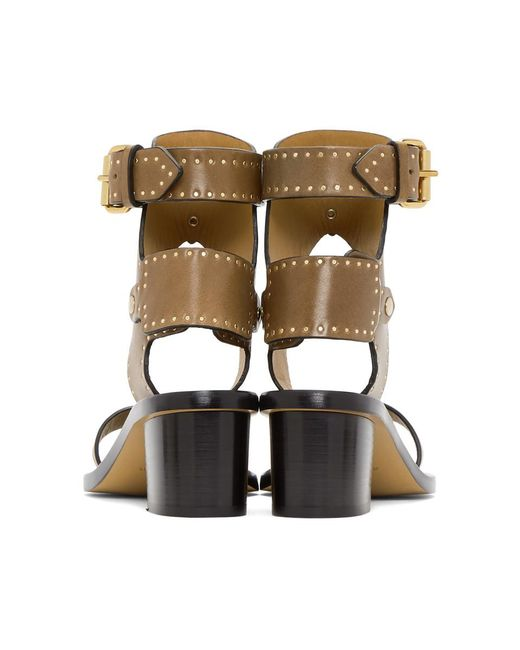 Isabel Marant Iconic Jearyn Sandals