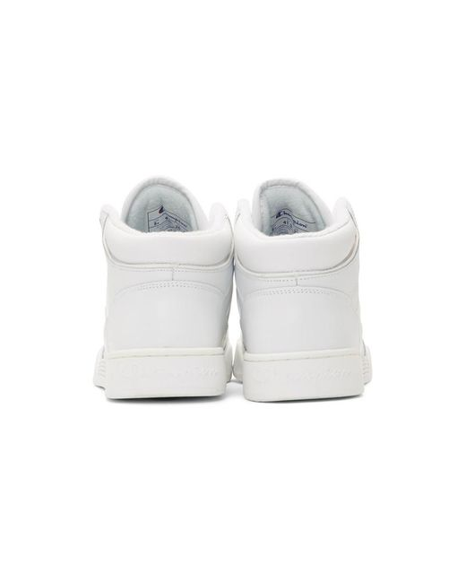 0b72379dc06 Lyst - Champion White 3 On 3 Sp High-top Sneakers in White for Men ...