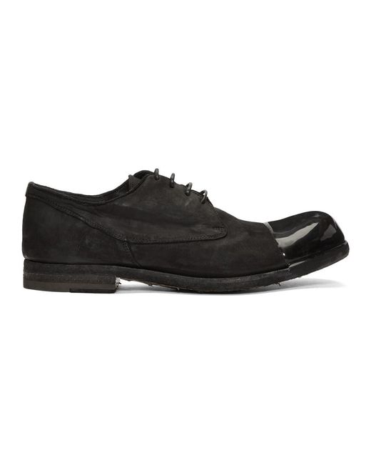 Officine Creative - Black Bubble Derbys for Men - Lyst