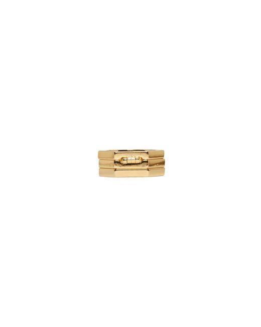 Valentino - Metallic Gold Garavani Stacked Ring - Lyst
