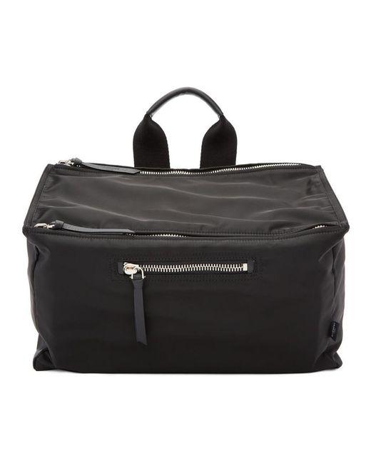 Givenchy - Black Pandora Messenger Bag for Men - Lyst