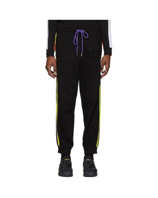 DIESEL - Black ブラック P-freitel ラウンジ パンツ for Men - Lyst