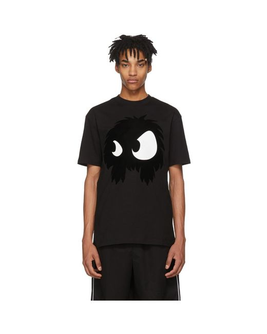 McQ Alexander McQueen - Black Mad Chester T-shirt for Men - Lyst