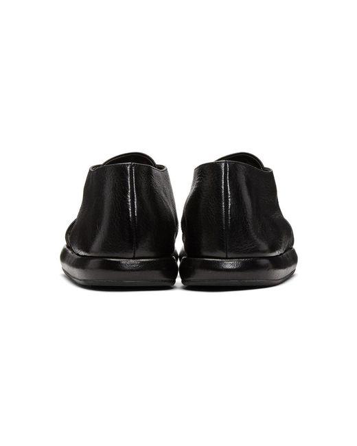 Black Ciambella Sandals Marsèll U9IVAJKL