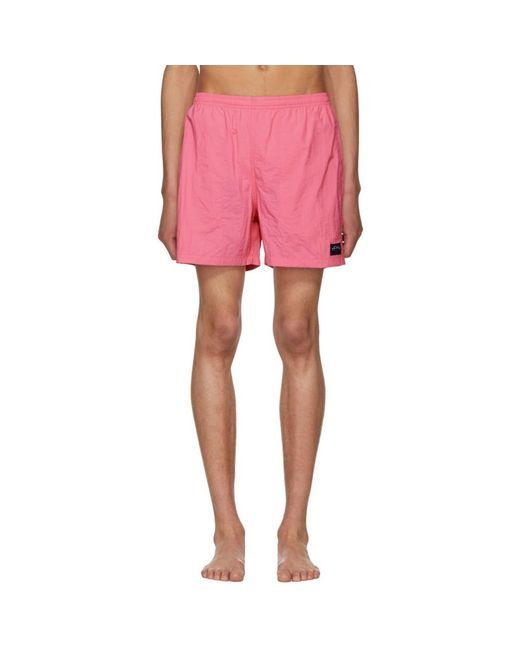 Noah NYC - Pink Swim Shorts for Men - Lyst