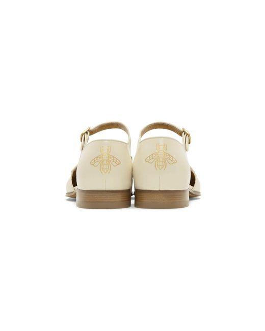 Ivory Harbor Dress Loafers Gucci GMvTzjche
