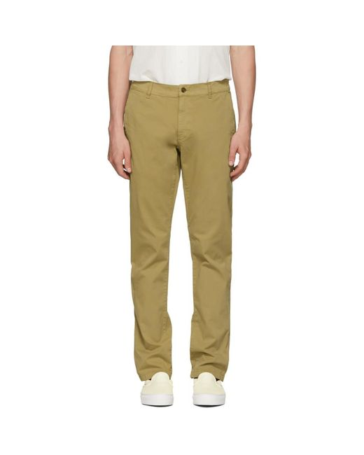 Hope - Natural Beige Nash Trousers for Men - Lyst