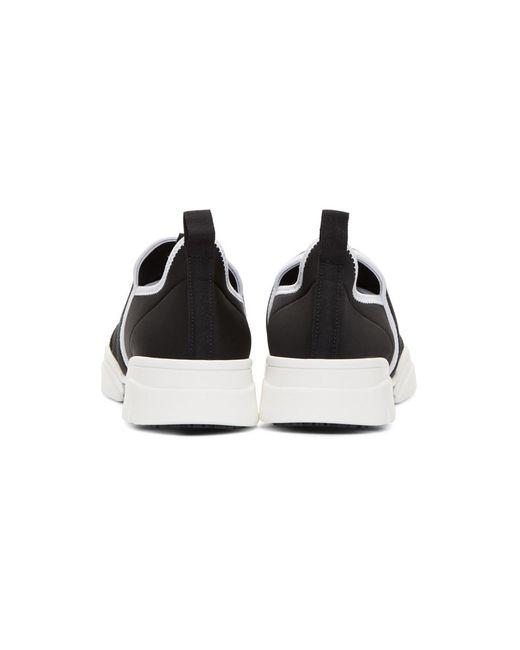 Isabel Marant Kaynee Skuba Sneakers ZHM9a