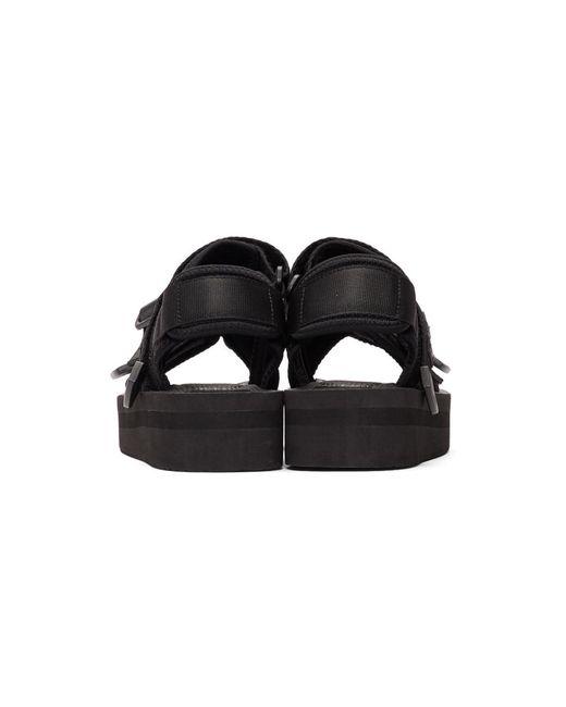 751c4233458 ... Suicoke - Black Kisee-vpo Sandals for Men - Lyst ...