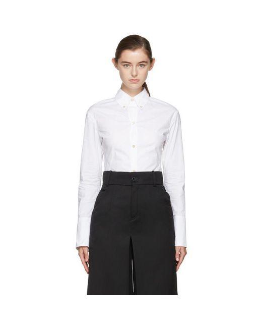 Isabel Marant | White Ria Men's Shirt | Lyst