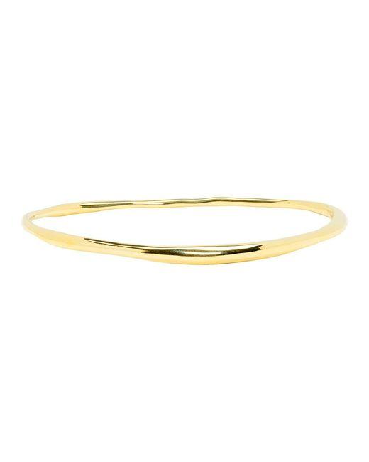 Faris - Metallic Bronze Vero Bracelet - Lyst