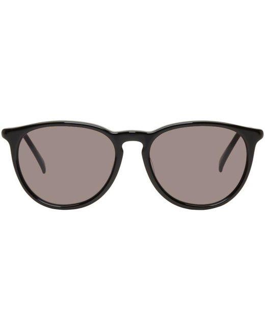 Nonnative   Black Kaneko Optical Edition Stranger Sunglasses   Lyst