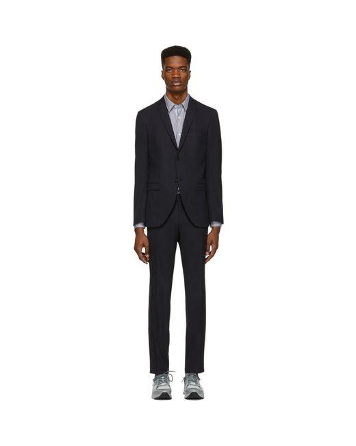 Tiger Of Sweden - Blue S. Jile Suit for Men - Lyst