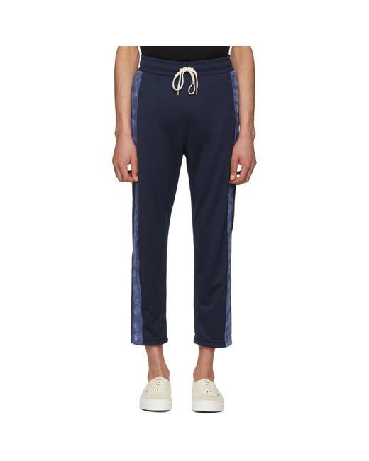 John Elliott - Blue Navy Lounge Pants for Men - Lyst
