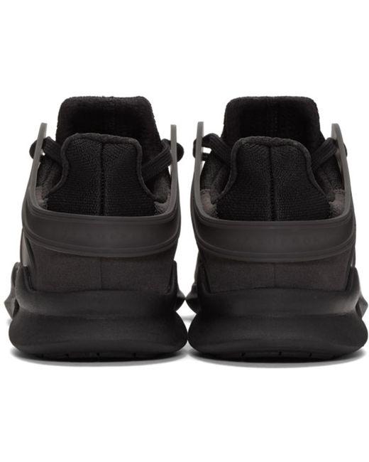 Lyst Adidas Nero Originali Nero Eqt Appoggio Avanzata Scarpe In Nero Adidas Per Gli Uomini. 6987df