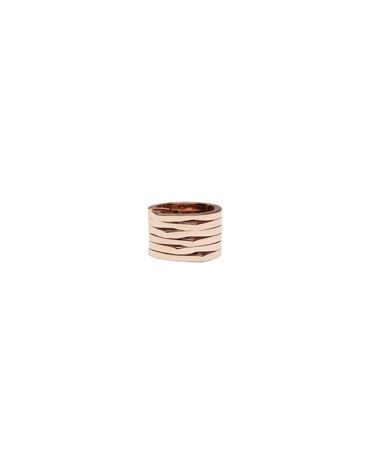 Repossi - Pink Rose Gold 6 Rows Antifer Ear Cuff - Lyst