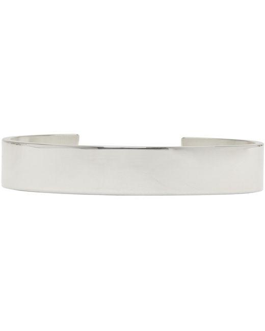Le Gramme | Metallic Silver Le 33 Grammes Bracelet for Men | Lyst