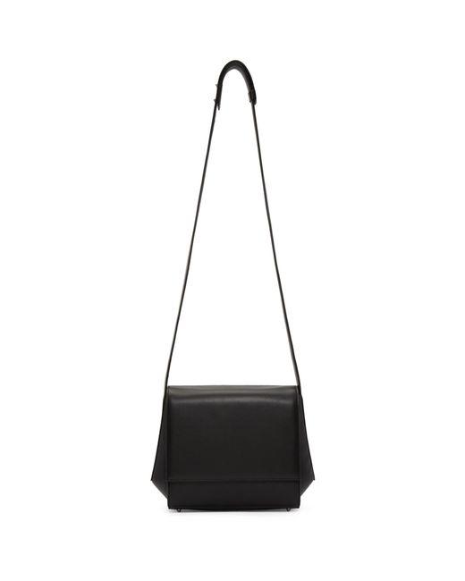 Tsatsas   Black Leather Turin Shoulder Bag   Lyst