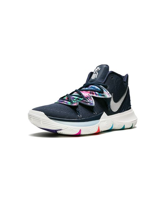 ed7c4c415f68 Nike Kyrie 5 in Blue for Men - Save 9% - Lyst
