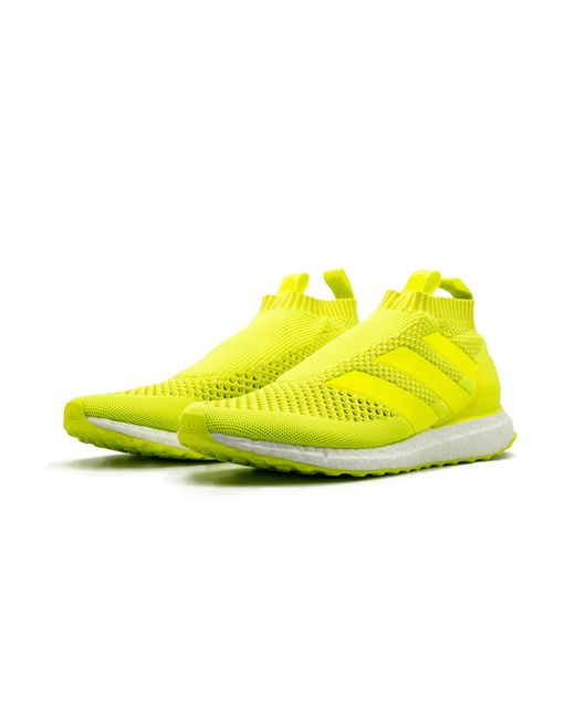 best service f20fc 59488 ... Adidas - Yellow Ace 16+ Purecontrol Ultrab - Lyst ...