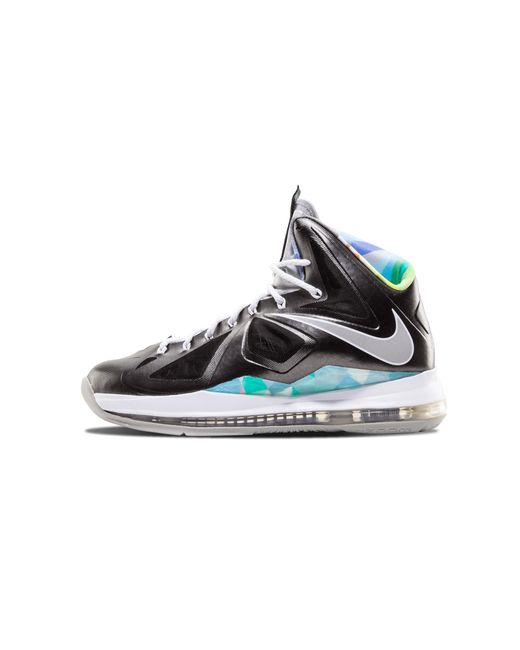 official photos a7ad4 05258 Nike - Black Lebron 10 for Men - Lyst ...