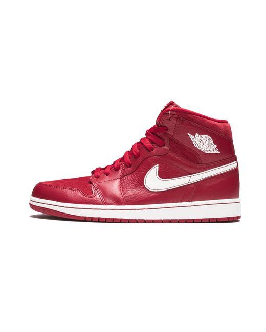 c00e642b6d51b6 Lyst - Nike Air 1 Retro High Og in Red for Men - Save 18%