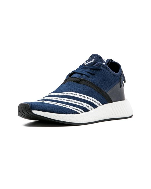 meet dc1d4 d9e81 ... Adidas - Blue Wm Nmd R2 Pk for Men - Lyst ...
