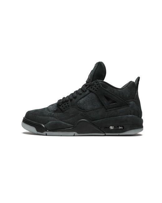 ab06818e14b3 Lyst - Nike Air 4 Retro Kaws in Black for Men - Save 13%