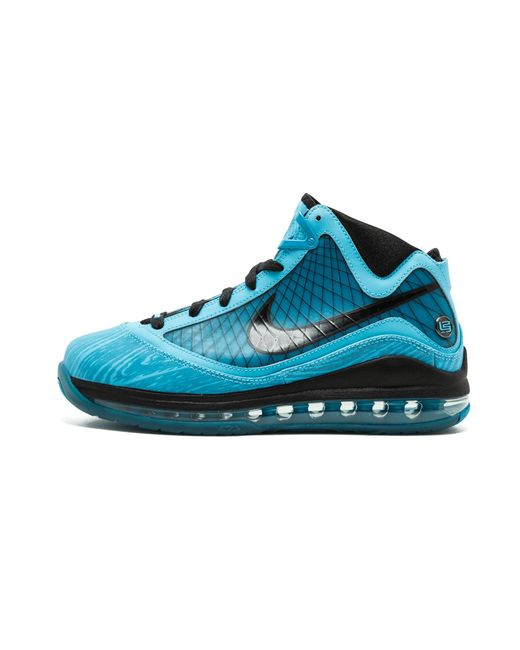 2a08640aad5f Nike Lebron 7 (gs) in Blue for Men - Save 45% - Lyst