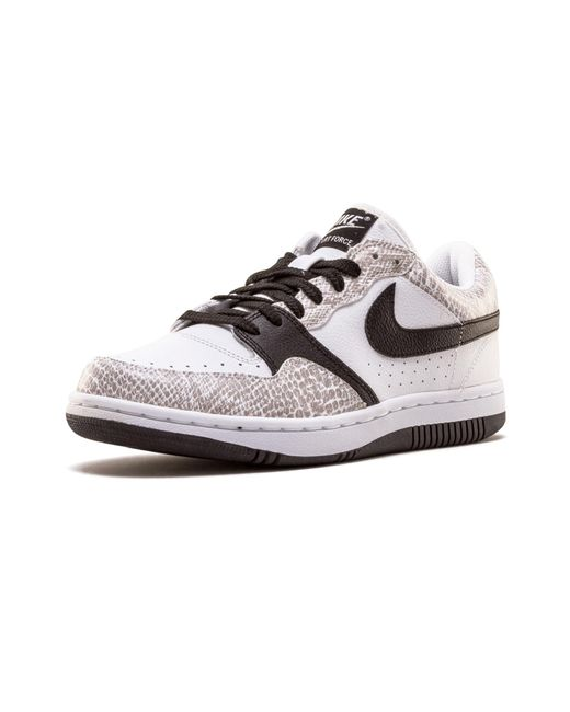 d829c7873649 ... Nike - White Court Force Low for Men - Lyst