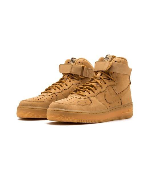 best website 14159 61466 ... Nike - Multicolor Wmns Air Force 1 Hi Prm for Men - Lyst ...