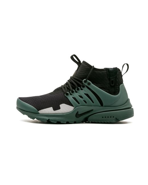 newest c52d1 c9932 Nike - Black Air Presto Mid Sp for Men - Lyst ...